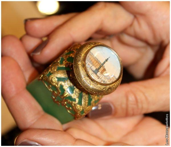 De toute beauté Flacon de parfum Guerlain 1850